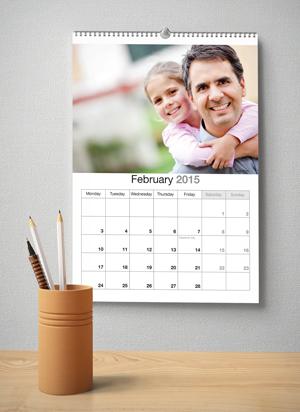 Personal Calendar Printing