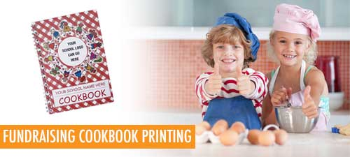 Fundraising Cookbook Printing